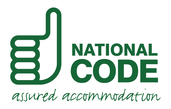 Member of the National Code for Student Accommodation